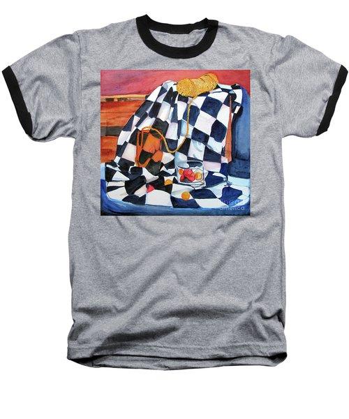 Still Life With Squares Baseball T-Shirt