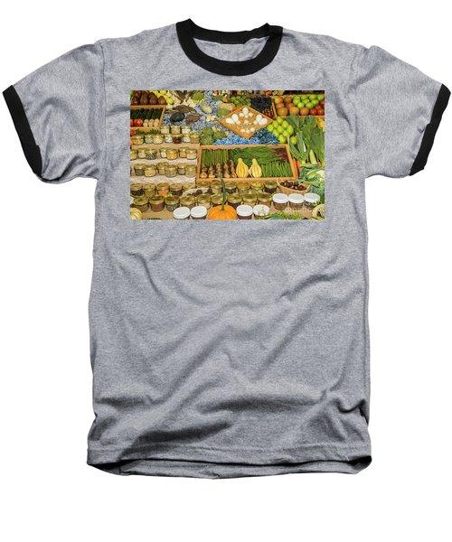 Still Life#3 Baseball T-Shirt