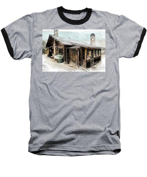 Still Livable Baseball T-Shirt by Deborah Nakano