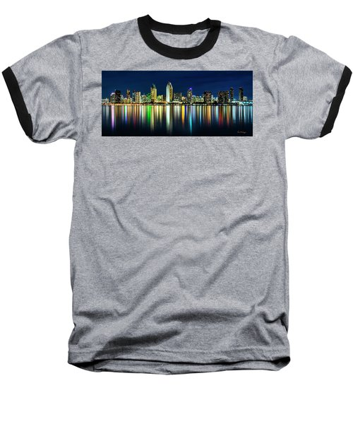 Still Of The Night Baseball T-Shirt