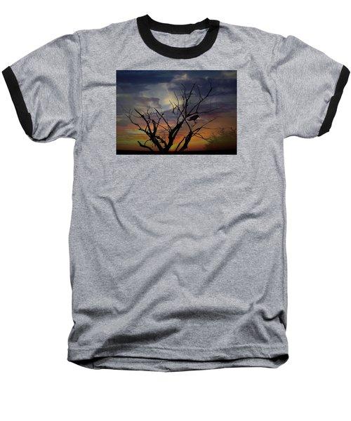 Still On My Mind Baseball T-Shirt by Ellery Russell