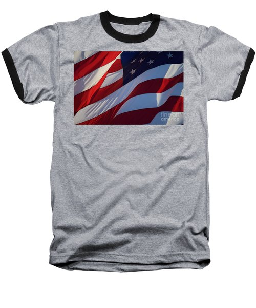 Still Our Flag. Baseball T-Shirt