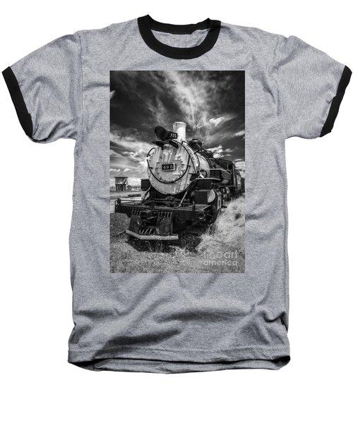 Still Smoking Baseball T-Shirt