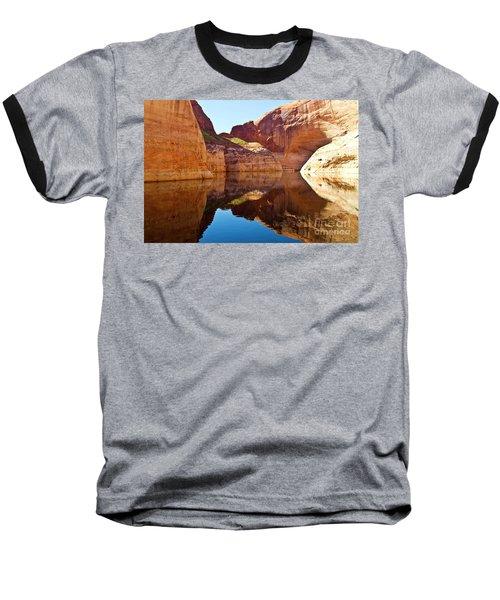 Still Waters Baseball T-Shirt by Kathy McClure