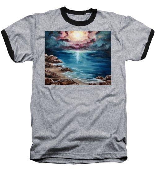 Still Waters Run Deep Baseball T-Shirt