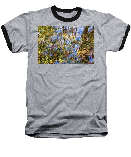 Stillness Holds Everything Baseball T-Shirt