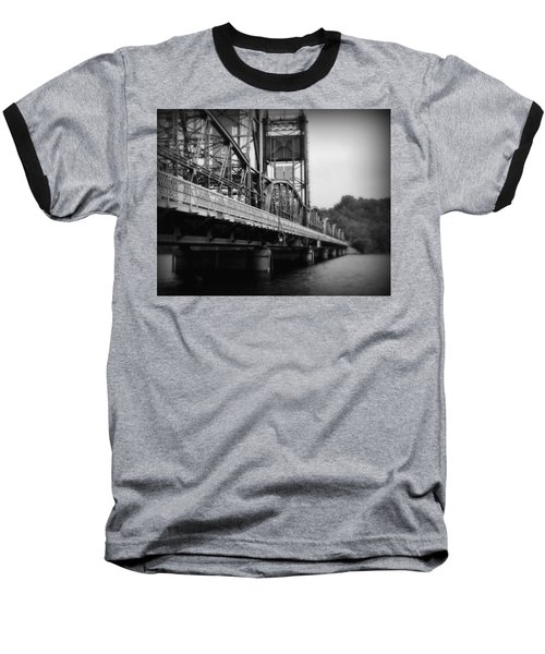 Stillwater Bridge  Baseball T-Shirt