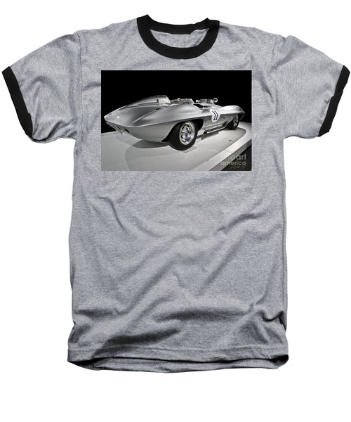 Stingray Racer Baseball T-Shirt