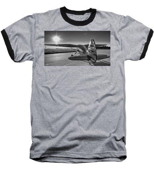 Stinson On The Ramp Baseball T-Shirt