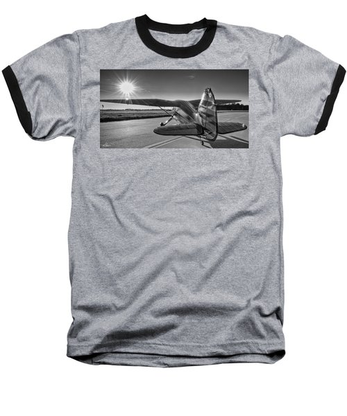 Stinson On The Ramp Baseball T-Shirt