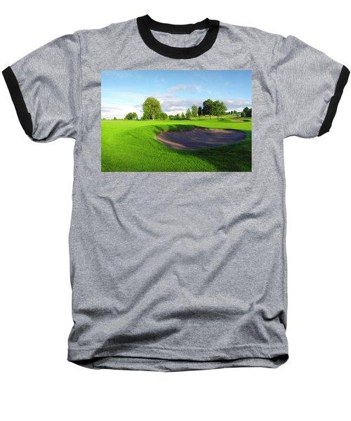 Stirling Golf Club 10th Baseball T-Shirt