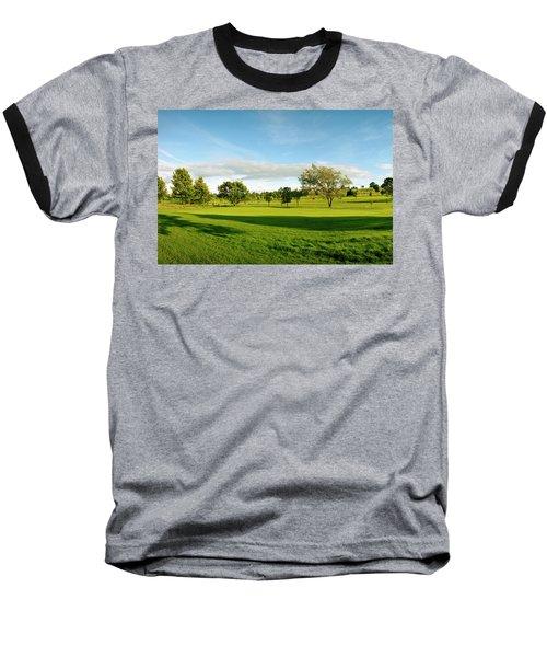 Stirling Golf Club 14th Baseball T-Shirt by Jan W Faul