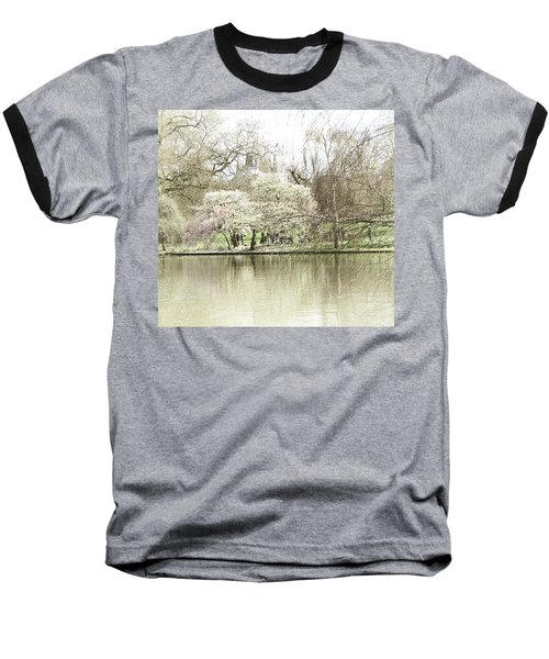 St. James Park London Baseball T-Shirt