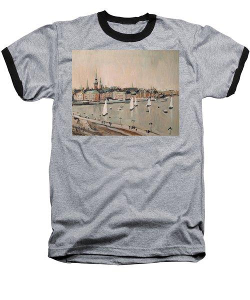 Stockholm Regatta Baseball T-Shirt