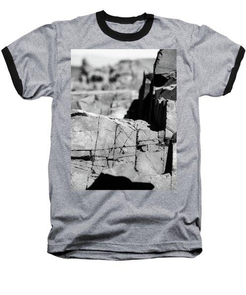 Stone Architecture Baseball T-Shirt