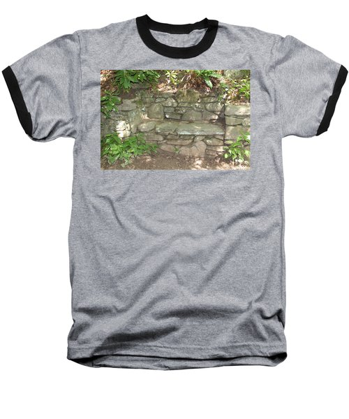 Stone Bench Baseball T-Shirt
