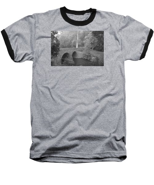 Stone Bridge Baseball T-Shirt by Heidi Poulin