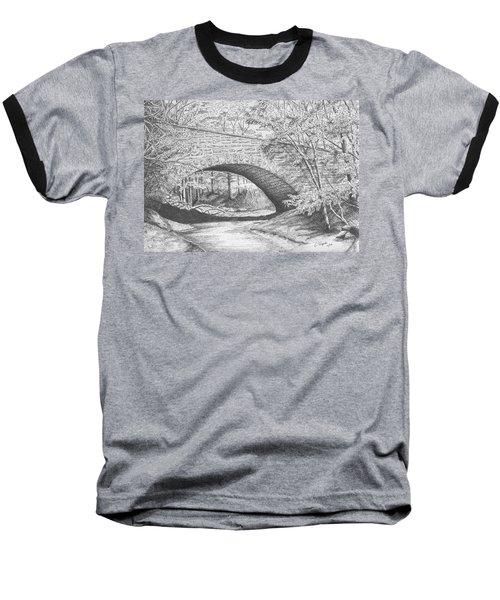 Stone Bridge Baseball T-Shirt by Lawrence Tripoli