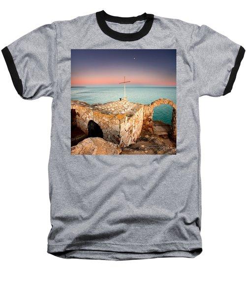 Stone Chapel Baseball T-Shirt