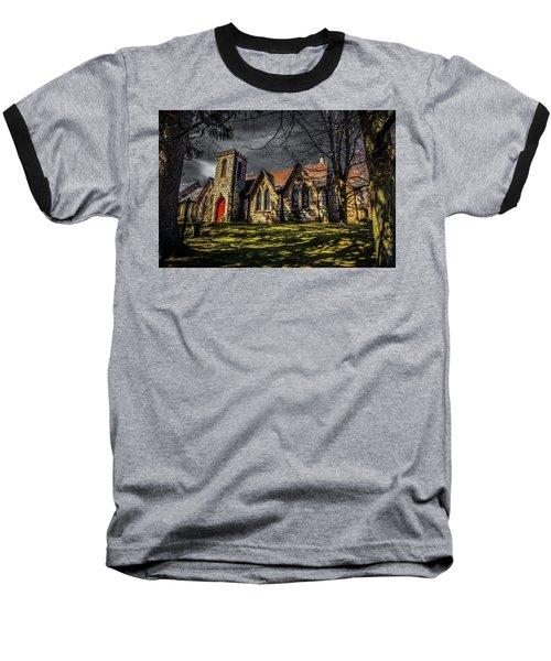 Stone Church Hamilton Baseball T-Shirt