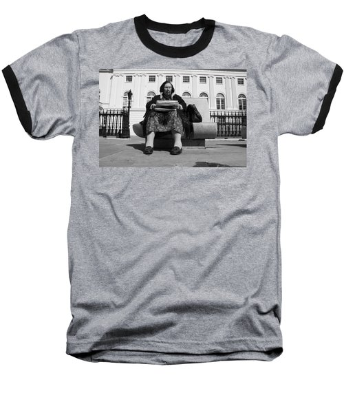 Stone Faced Baseball T-Shirt