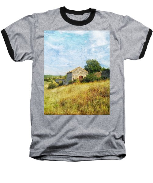 Provence Countryside Baseball T-Shirt