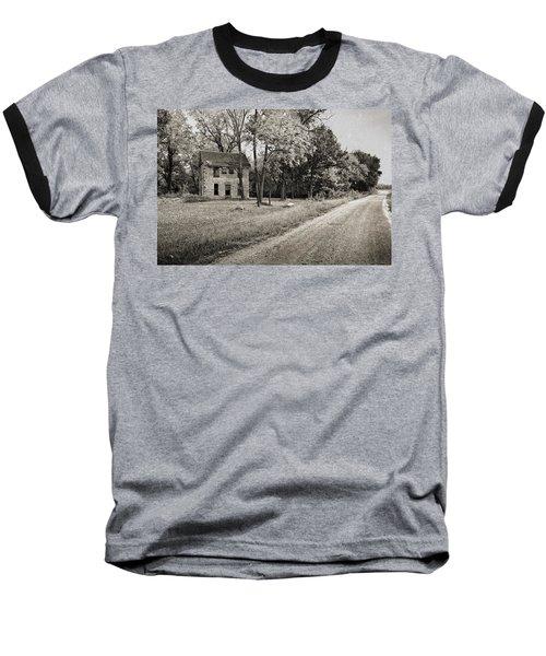 Stone House Road Baseball T-Shirt