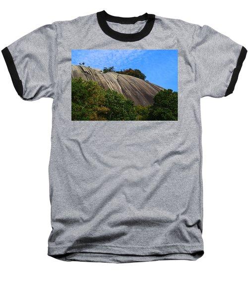 Stone Mountain Baseball T-Shirt by Kathryn Meyer