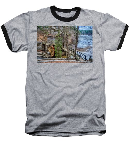 Stone Mountain Park In Atlanta Georgia Baseball T-Shirt