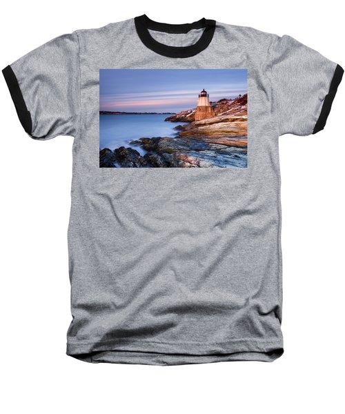 Stone On Rock Baseball T-Shirt