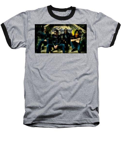 Stone Temple Pilots Baseball T-Shirt