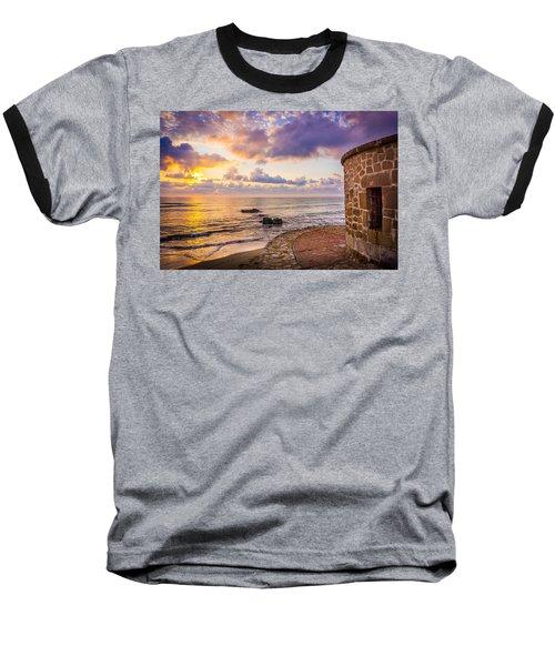 Stone Torre 3 Baseball T-Shirt