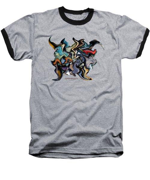 Stone Walker Transparency Baseball T-Shirt