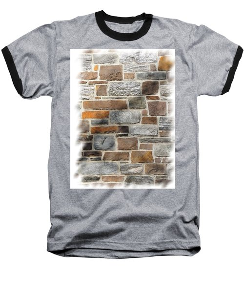 Stone Wall Baseball T-Shirt