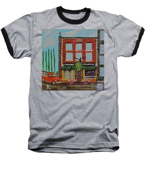 Stoneface Brewing Co. Baseball T-Shirt