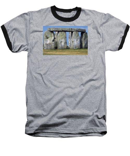 Stonehenge Baseball T-Shirt