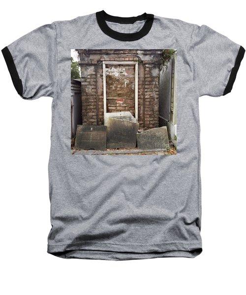 Stones And Markers Baseball T-Shirt