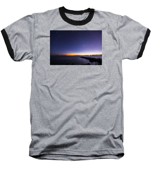 Stonington Skies Baseball T-Shirt