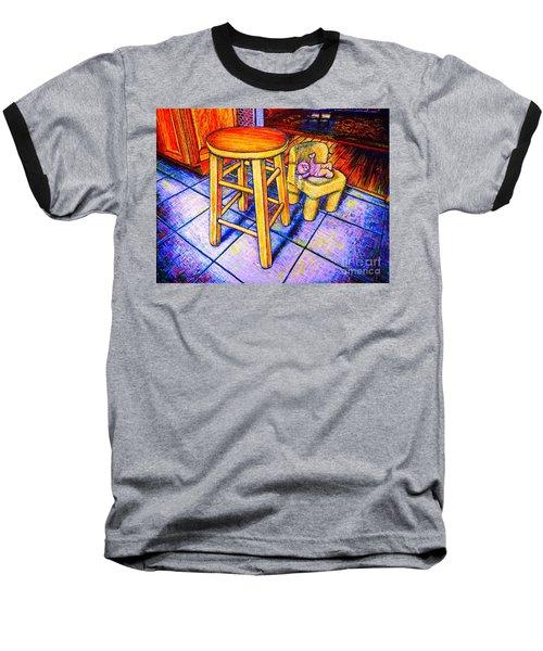 Stool Baseball T-Shirt