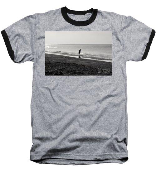 Stooping Baseball T-Shirt