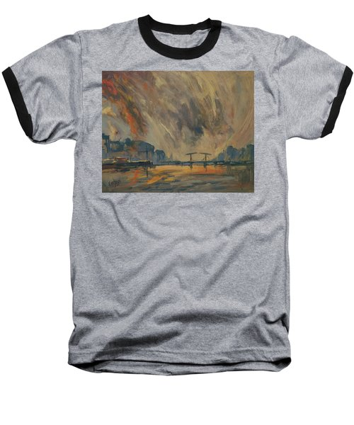 Storm 18012018 Amstel Amsterdam Baseball T-Shirt