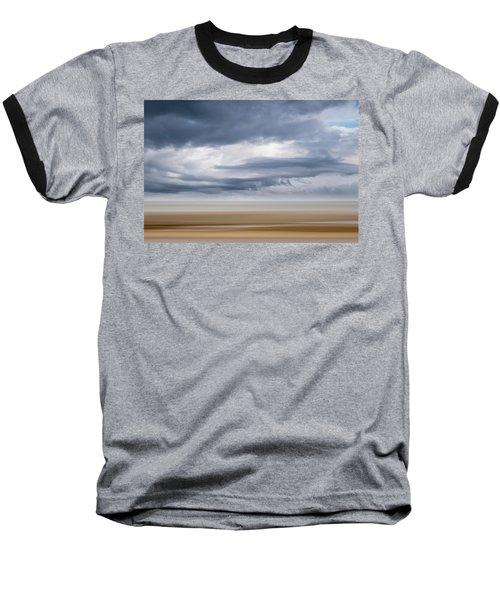 Storm Approaching Baseball T-Shirt
