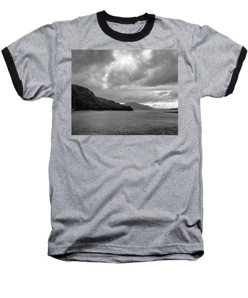Storm On The Isle Of Skye, Scotland Baseball T-Shirt