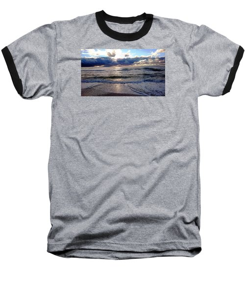 Storm Clouds 2 Baseball T-Shirt