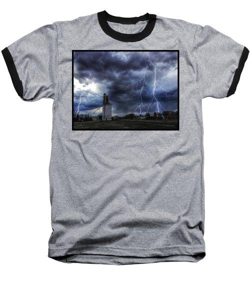 Storm  Baseball T-Shirt