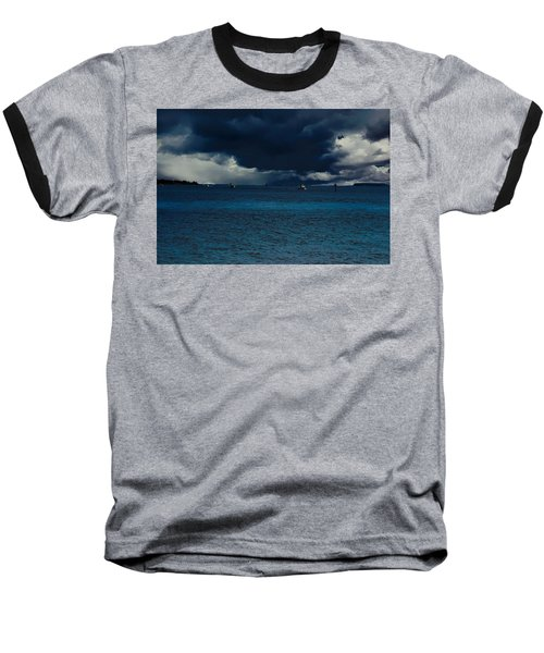 Storm Front Baseball T-Shirt