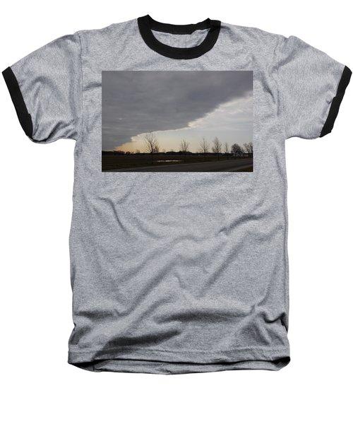 Storm Is Coming Baseball T-Shirt