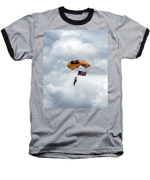 Storm Jump Baseball T-Shirt