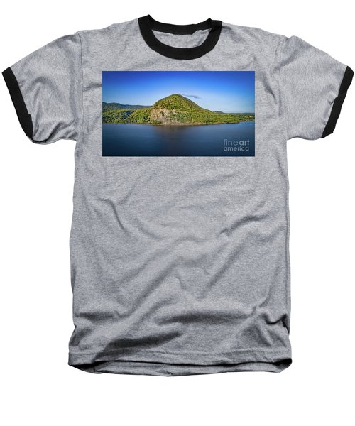 Storm King Mountain From Breakneck Ridge Baseball T-Shirt