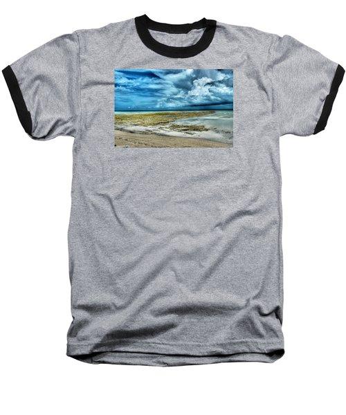 Storm Over Yamacraw Baseball T-Shirt